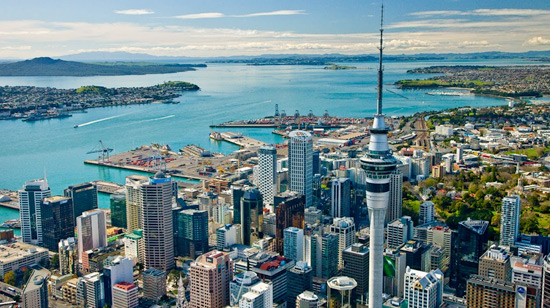 Auckland, the underrated jewel of APEC
