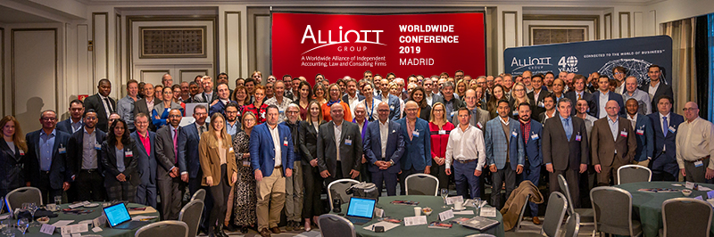 Alliott NZ joins colleagues at 2019 worldwide conference